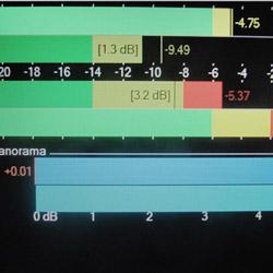 tonpegel Lautstärkennorm EBU R 128