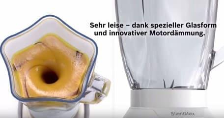 TV Spot Bosch SilentMixx Italien