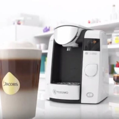 Tassimo – The Brewer Range