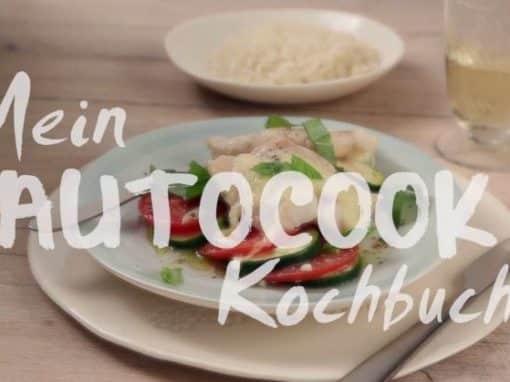 Rezeptfilme zum Bosch AutoCook Spanien